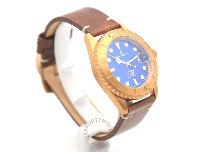 REVUE THOMMEN 梭曼 Diver XL Automatic Men's Watch REF. 17571.2595 2