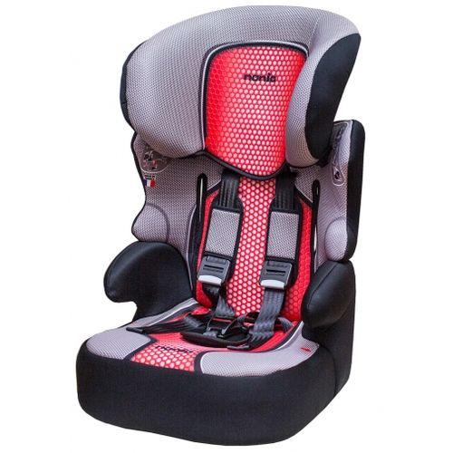 ★衛立兒生活館★NANIA 納尼亞成長型安全汽座-紅色(安全座椅)FB00318
