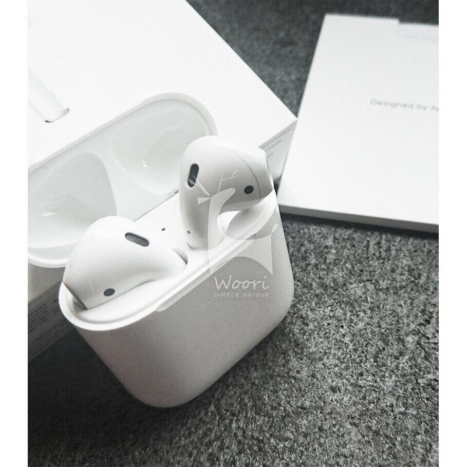 【全新未拆】Apple 蘋果原廠 AirPods 無線藍芽耳機 蘋果耳機 正版 iphone耳機