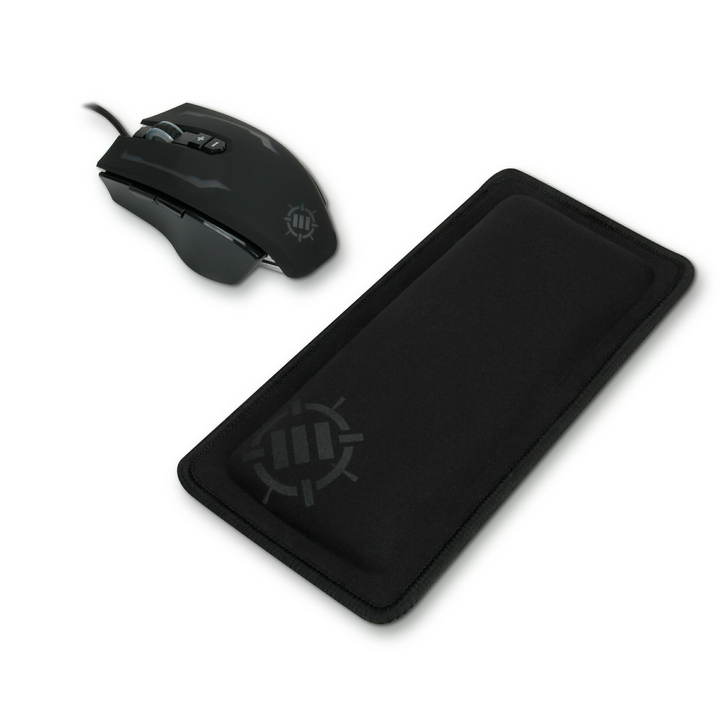 f03e66c7e08 Gaming Mouse Wrist Rest Pad with Memory Foam Ergonomic Support by ENHANCE -  Great for eSports
