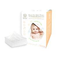 婦嬰用品Roaze柔仕 - 乾濕兩用嬰兒紗布毛巾 纖柔款 80抽 【好窩生活節】。就在小奶娃婦幼用品婦嬰用品