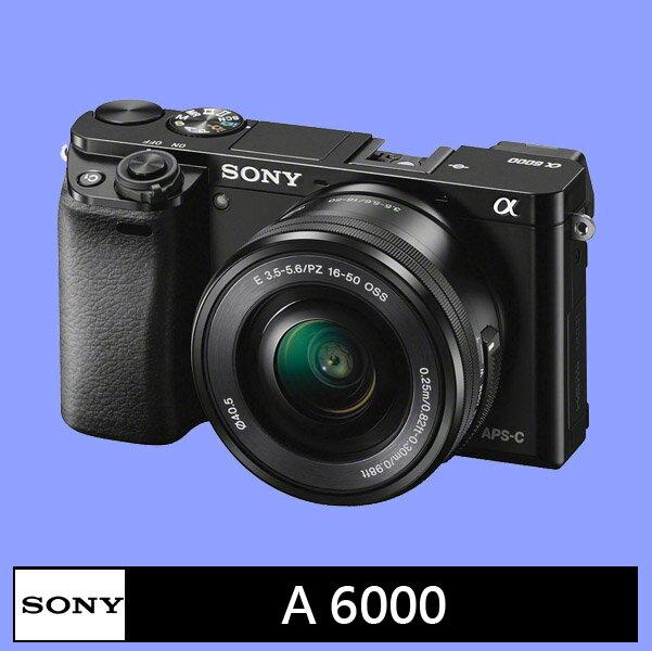 SONY A6000L ILCE~6000L 16~50mm 變焦單鏡組~  貨 ~10