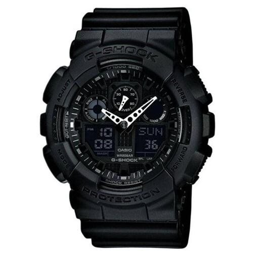 Casio G-Shock GA100-1A1 X-Large Military Series Men's Watch 0