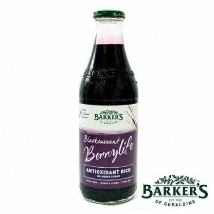 仁美良食:綠邦Barkers黑醋栗鮮果露(710ml)