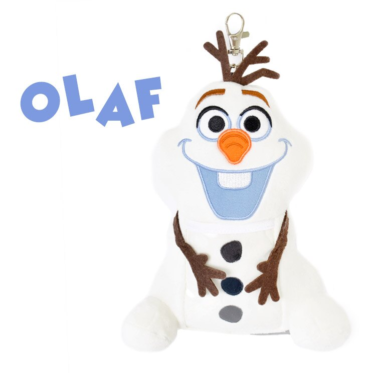 日本迪士尼 Disney Frozen 冰雪奇緣 雪寶 伸縮車票夾 證件夾 。-日本必買 日本樂天代購(2080) 6