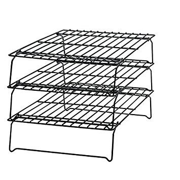 【蛋糕冷卻架-三層】可折疊餅乾冷卻架 晾網架 蛋糕冷卻架 麵包冷卻架 面包架 出爐架