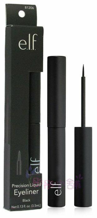 <br/><br/> 【彤彤小舖】e.l.f. Precision Liquid Eyeliner 細緻持久眼線液 3.5ml #81206<br/><br/>
