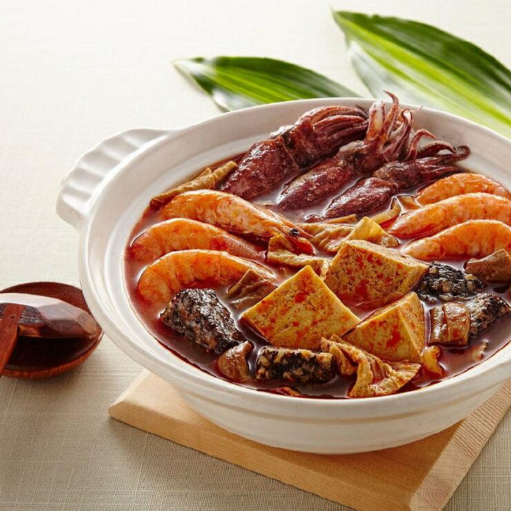 【十味觀 麻辣海鮮鍋】富豪美食家蔡辰男的私房料理