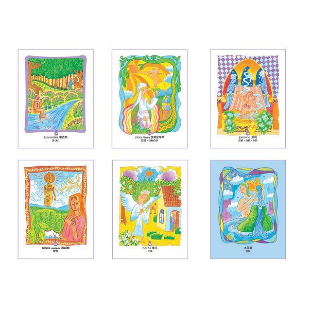 神聖芳療卡Sacred Aroma Cards:用芳香塔羅透析你的身心靈,搭配29張牌卡的精油魔法突破現狀(附牌卡) 2