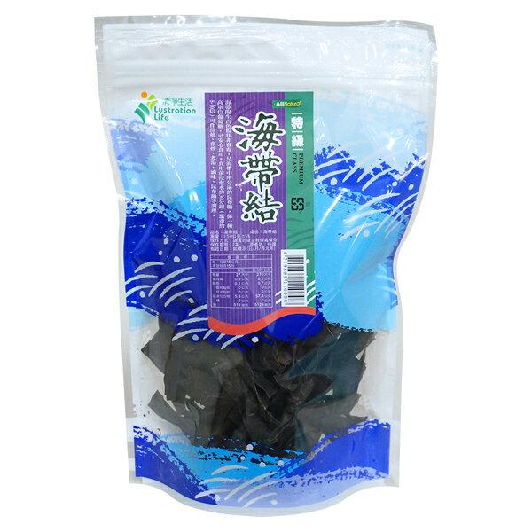 清淨生活-海帶結150g包