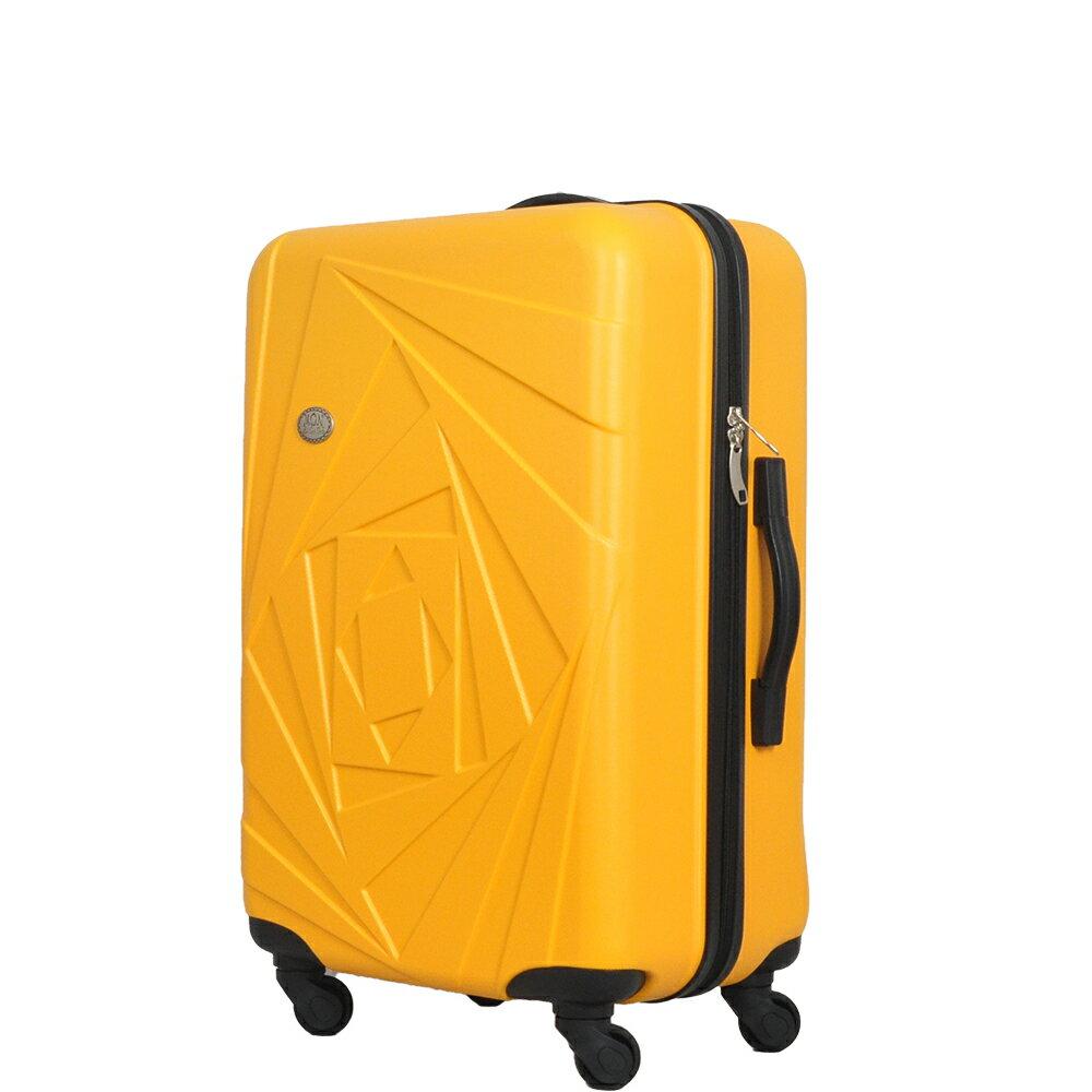 Mon Bagage 巴黎風情系列ABS輕硬殼 24寸 旅行箱 行李箱 1