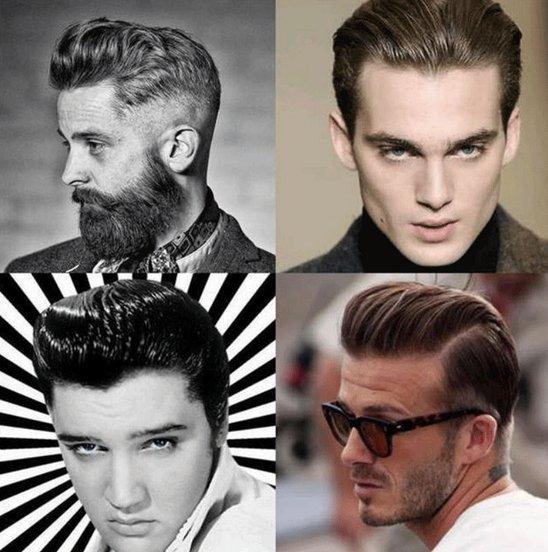 美國 油頭髮蠟 髮油 油頭 必備 貝克漢 型男 專屬必備 送 梳子
