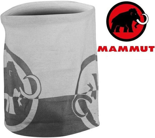 Mammut 長毛象 透氣排汗頭巾 Zion 1090-05000 A011鈦金灰