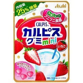 日本零食 Asahi 朝日 可爾必思夾心軟糖50g