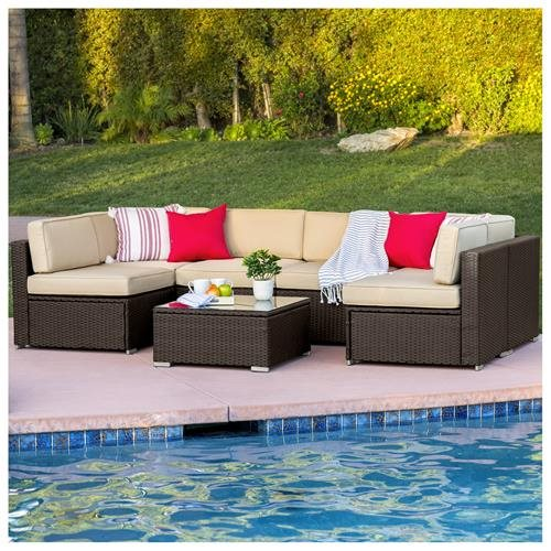 BestChoiceProducts: Best Choice Products 7-Piece Modular Outdoor ...