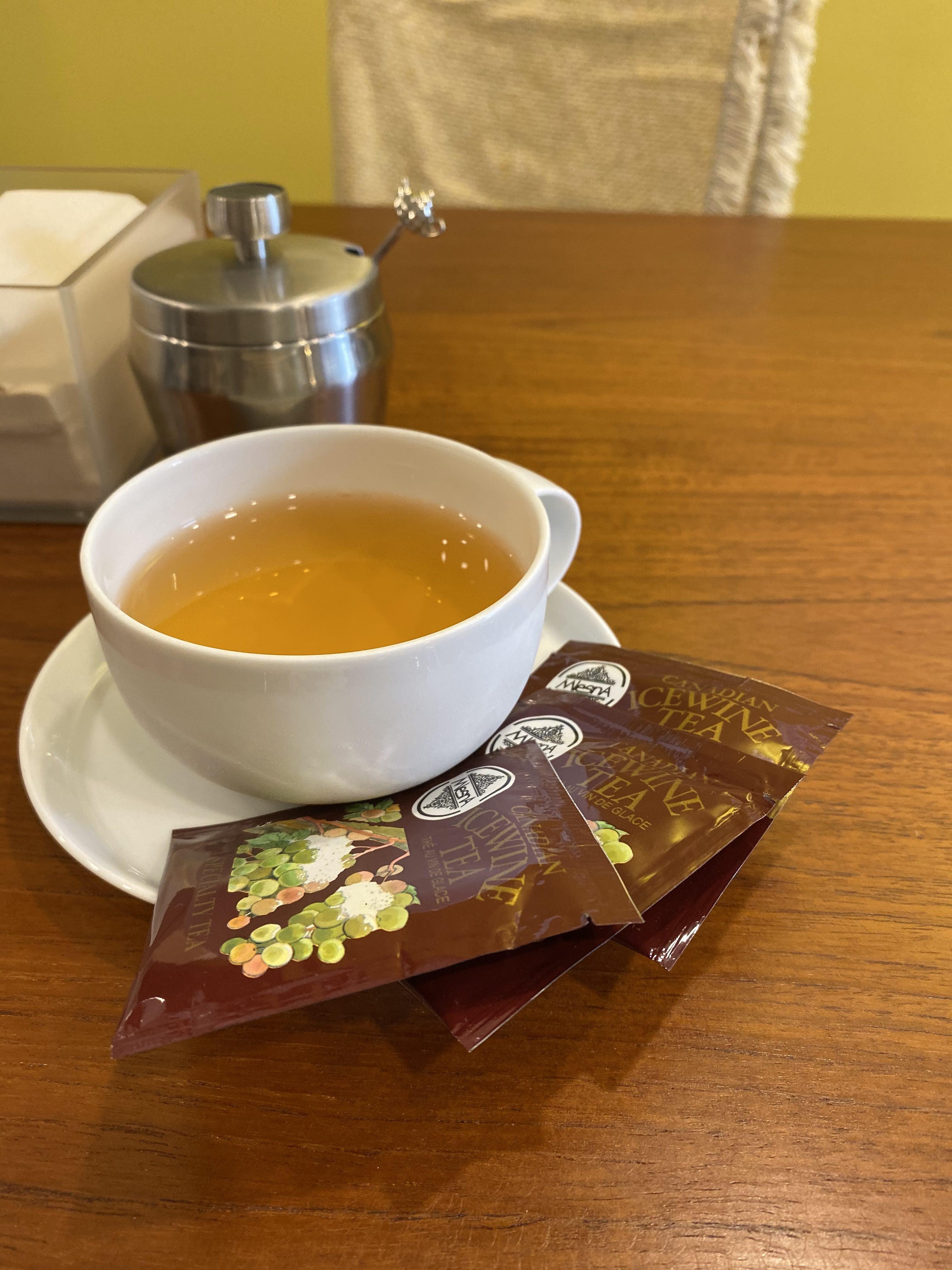 曼斯納 MlesnA - CANADIAN ICEWINE TEA 加拿大冰酒風味紅茶 (30入/盒) 錫蘭紅茶/茶包/茶葉