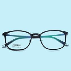 ★眼鏡框方框眼鏡鏡架-簡約百搭時尚輕盈男女平光眼鏡6色73oe23【獨家進口】【米蘭精品】