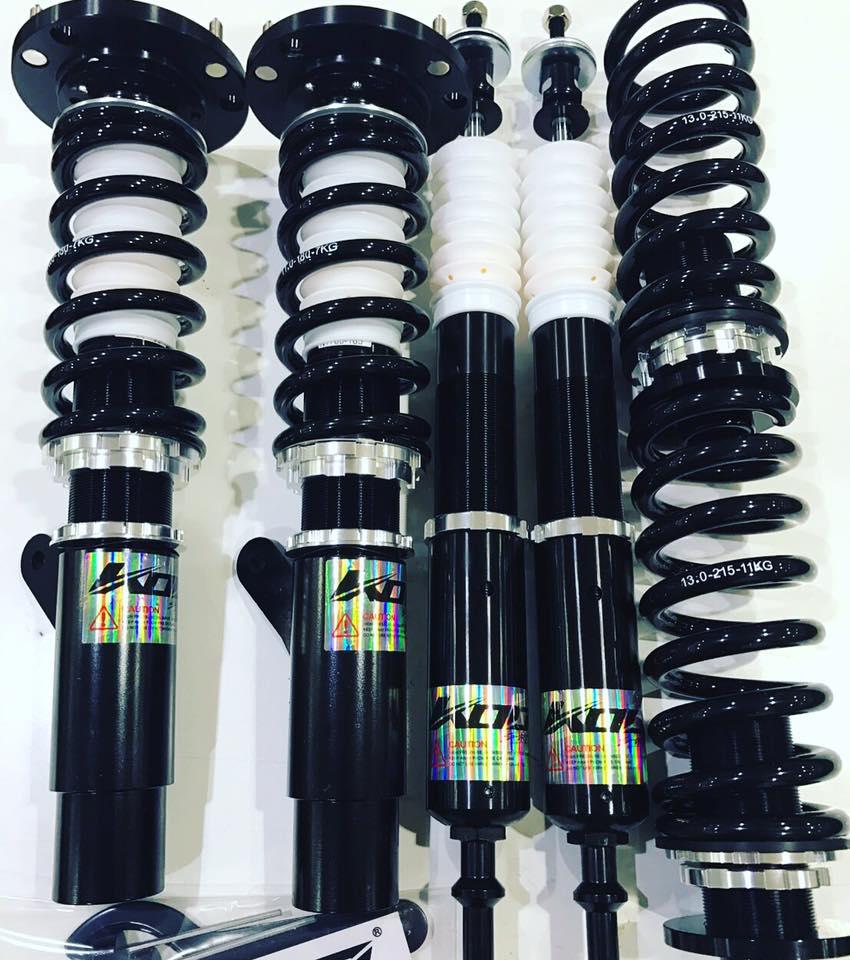 BMW E90 專用 KOO sport 高性能可調式避震器 (運動版)