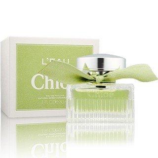 Chloe L'Eau de Chlo 水漾玫瑰 女性淡香水 30ML?香水綁馬尾?