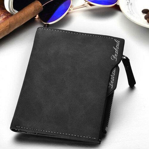 復古証件包拉鏈大容量多功能卡片包卡片夾零錢包信用卡錢包手拿包風琴夾禮物沂軒精品C0078