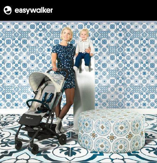 *領卷8800*荷蘭 Easywalker Disney XS 手推車-蘇活灰 2