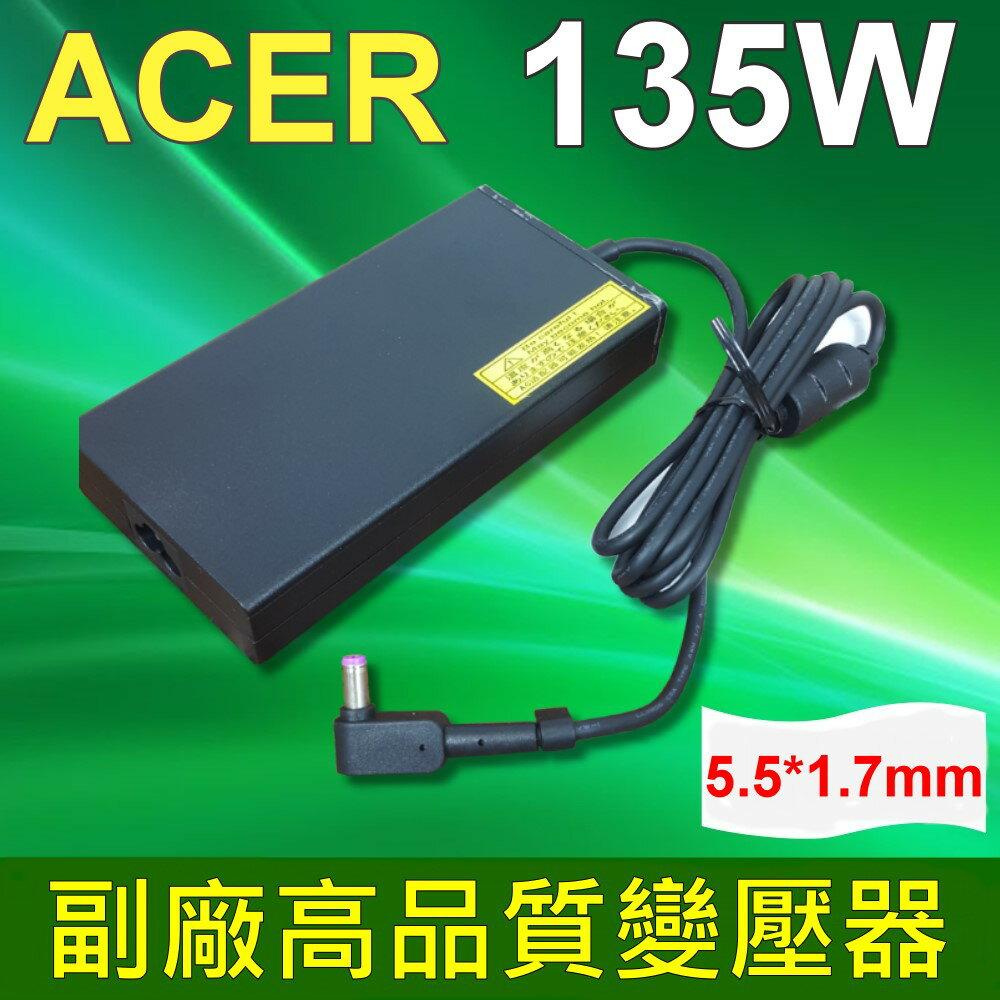 ACER 宏碁 高品質 135W 變壓器 VN7-591G VN7-791G VN7-592G VN7-792G PA-1131-05 ADP-135DB BB