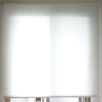 Tiken原色捲簾 寬91~105cm可指定×高211~240cm可指定 多色可選/提供訂製服務/半透光/簡單北歐風/可用作窗簾/隔間簾/門簾/裝飾簾【MSBT 幔室布緹】