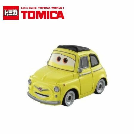 日貨 TOMICA CARS 汽車總動員 卡布 C-12 多美小汽車 閃電麥坤 皮克斯 迪士尼 日本進口【B061486】