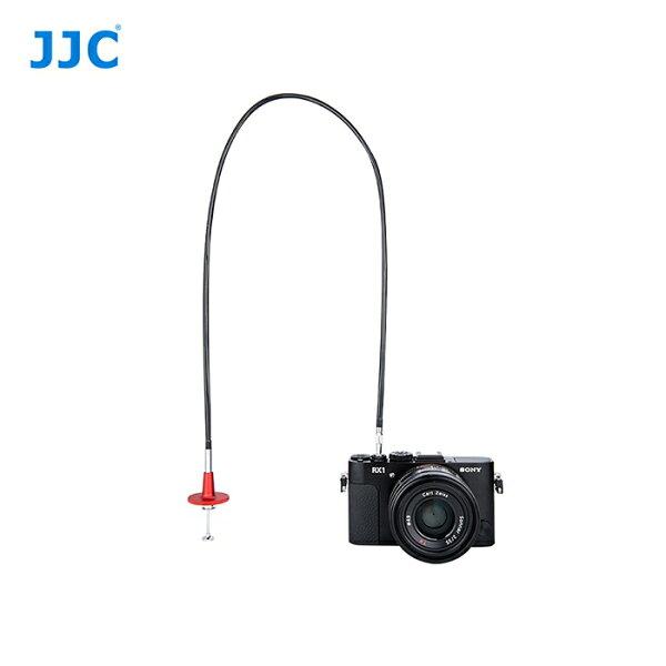 又敗家JJC紅色機械快門線70公分同Nikon撞針自鎖快門線AR3徠卡LeicaM8M9-PM-P246262