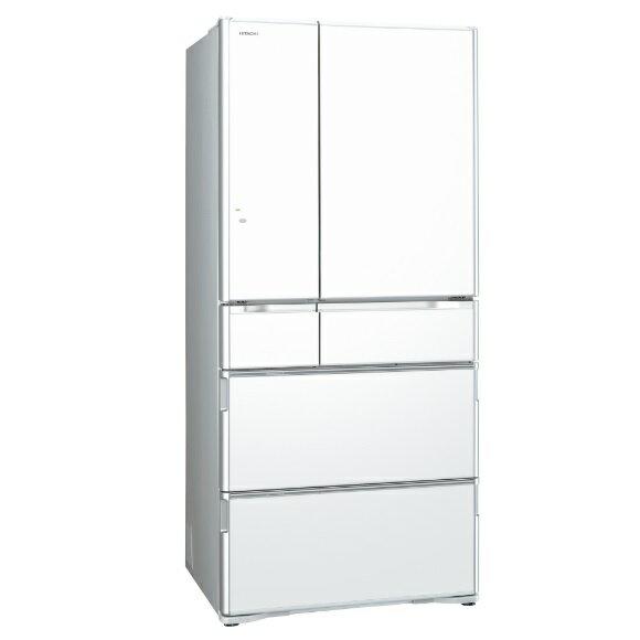 <br/><br/>  HITACHI 日立 RG670GJ (XW) 六門冰箱(琉璃白)(670L) ~日本原裝~【零利率】<br/><br/>