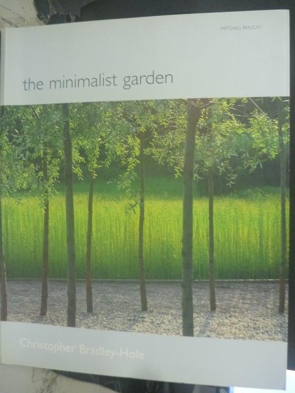 ~書寶 書T7/ _ZEJ~The Minimalist Garden_Bradley~H