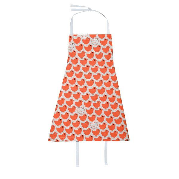 《法國LaCocotteParis》廚房的美好時光-孩童圍裙MinipoussinRouge