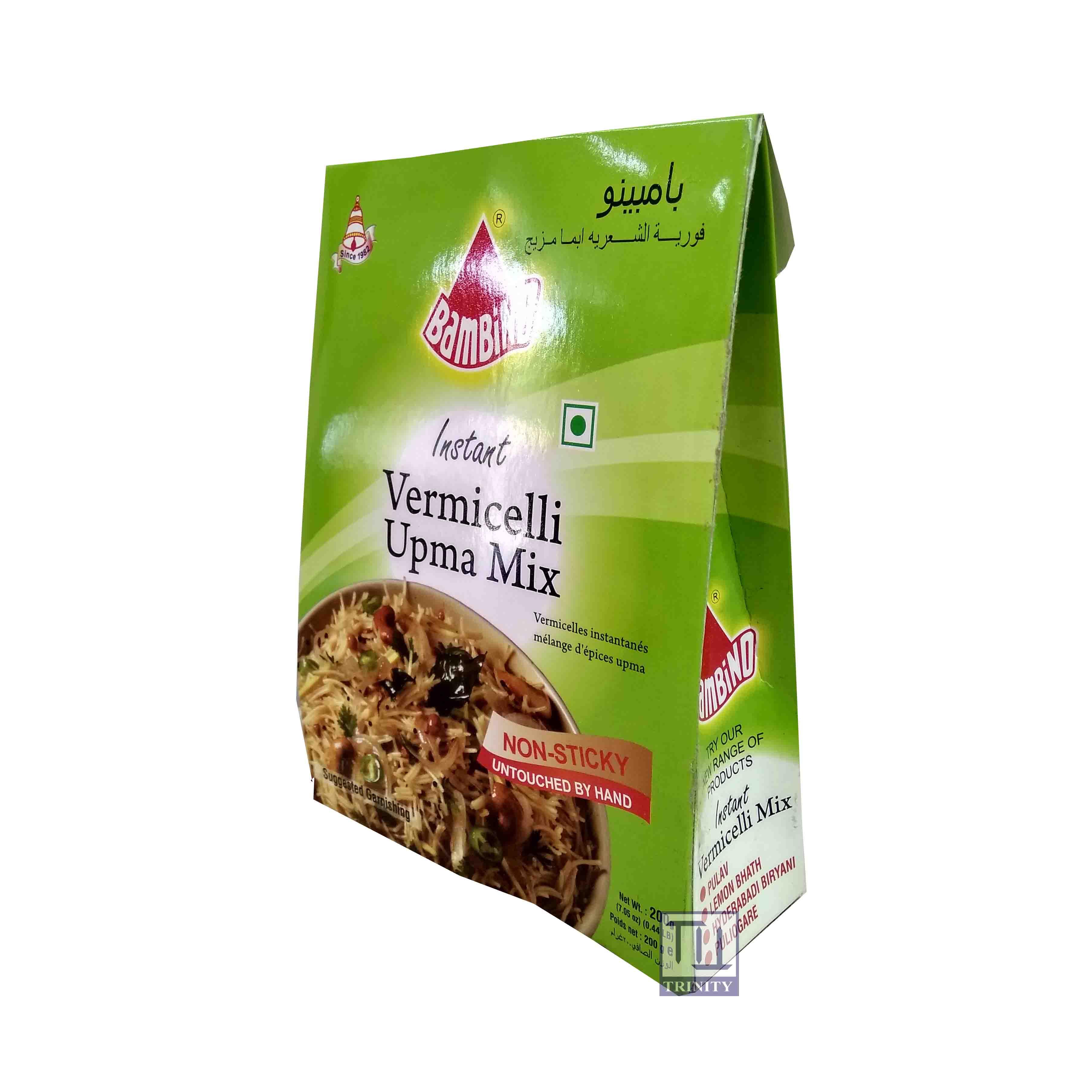 Bambino Instant Vermicelli Upma Mix   印度巴比諾 麵線即時調理粉