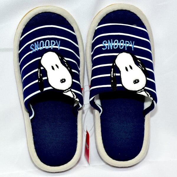 SNOOPY史努比室內拖鞋日本帶回正版商品