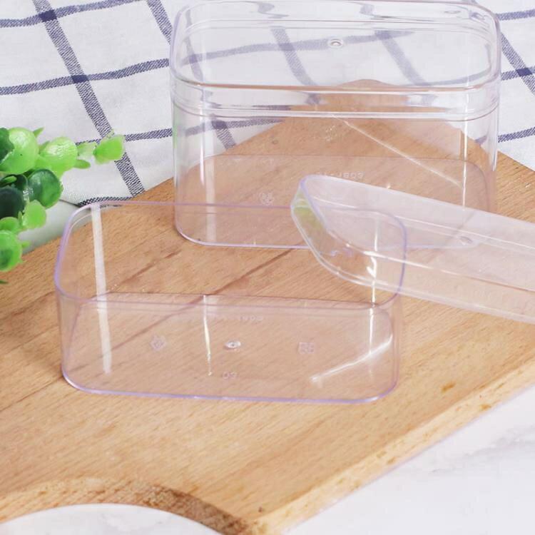 蛋糕盒 網紅慕斯豆乳水果千層西點杯子蛋糕包裝盒子蛋糕透明塑料一次性盒