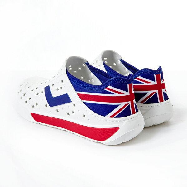 《2018新款》Shoestw【82U1SA7-】PONY Enjoy 洞洞鞋 水鞋 可踩跟 懶人拖 世足賽六國配色 男女都有【日本82U1SA71OW】【俄羅斯82U1SA72OW】【阿根廷82U1SA73OW】【英格蘭82U1SA74OW】【巴西82U1SA75OW】【德國82U1SA76BK】 4