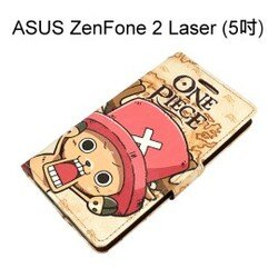海賊王皮套 [J22] ZenFone 2 Laser ZE500KL Z00ED (5吋) 航海王 喬巴【台灣正版授權】