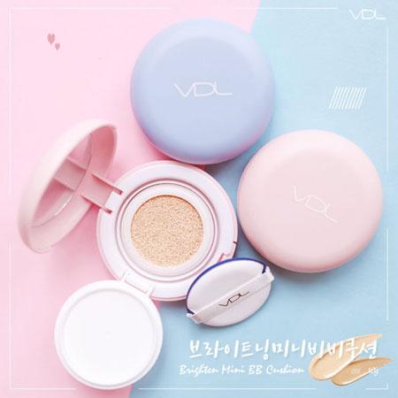 韓國 VDL PANTONE 迷你馬卡龍BB氣墊粉餅 10g 氣墊粉餅 底妝 馬卡龍氣墊粉餅【B062806】