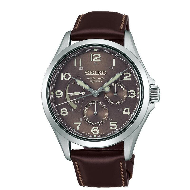 SEIKO PRESAGE經典機械錶/6R21-01A0B/SARW019J