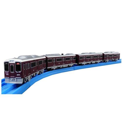《TAKARA TOMY》交通鐵道 AS-12 阪急電鐵1000系 東喬