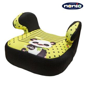 法國 納尼亞 安全座椅輔助墊 (熊貓綠)