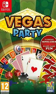 預購中6月1日發售英文版[保護級]NS拉斯維加斯賭城派對