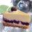 (免運)【阿妮琪烘焙屋】四喜拼盤重乳酪蛋糕-6吋(蛋奶素) ❤不露餡兒的好滋味❤ #新鮮水果熬煮的內餡(非罐頭果醬,無添加色素,香精),減糖更健康# (四種口味一次滿足:藍莓+蔓越莓+蜂蜜檸檬+百香果) 3