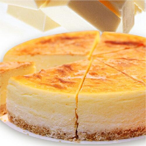 (免運)【阿妮琪烘焙屋】原味重乳酪蛋糕-6吋(蛋奶素)❤不露餡兒的好滋味❤ #無添加奶油,減糖更健康# - 限時優惠好康折扣