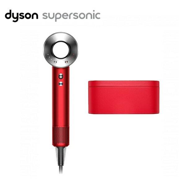★全館滿1萬5折500★【Dyson戴森】Dyson Supersonic™吹風機 HD03 全瑰麗紅 春節特別版 配精美禮盒