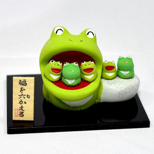NOBA 不只是禮品:六福蛙緣起物擺飾日本帶回吉祥物