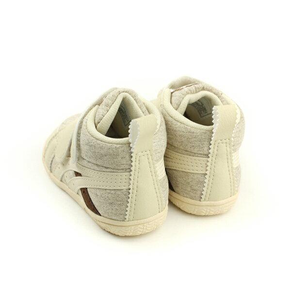 亞瑟士 ASICS FABRE FIRST CT II 布鞋 魔鬼氈 童鞋 米色 小童 TUF111-05K no293 1