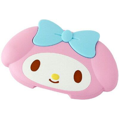 LEC Sanrio My Melody 重複黏濕紙巾用盒蓋 *夏日微風*