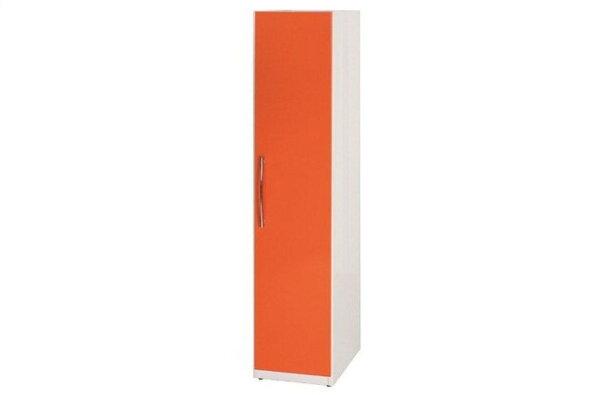 【石川家居】822-07(桔白色)衣櫥(CT-108)#訂製預購款式#環保塑鋼P無毒防霉易清潔