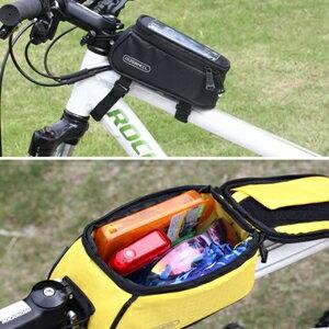 美麗大街~BK135297481~第五代GPS觸控屏幕手機上管馬鞍包